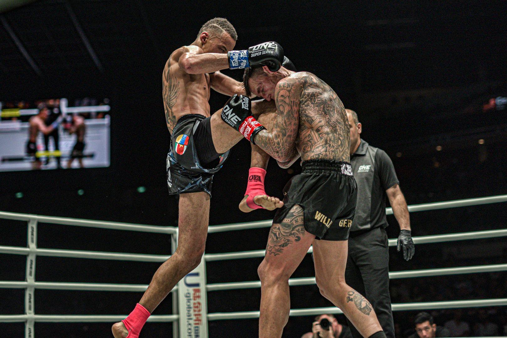 Τεχνικές Kick Boxing